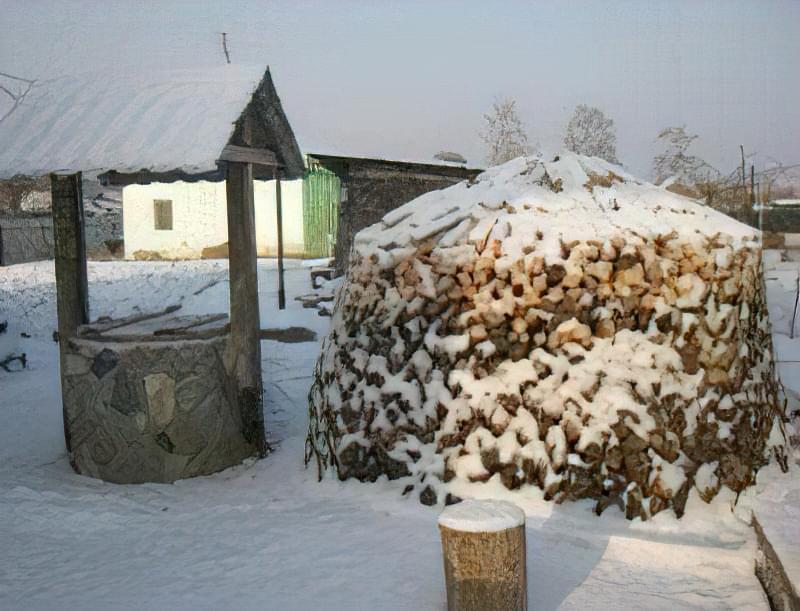 Способи укладання дров на ділянці: як скласти стіс своїми руками? 15
