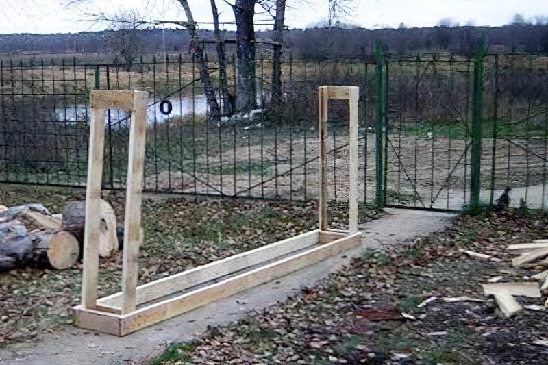 Способи укладання дров на ділянці: як скласти стіс своїми руками? 1
