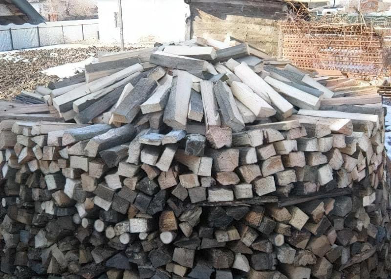 Способи укладання дров на ділянці: як скласти стіс своїми руками? 9