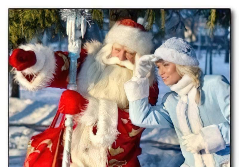 Як зробити костюм Діда Мороза своїми руками 7