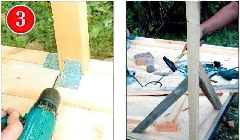 будівництво дитячого будиночка
