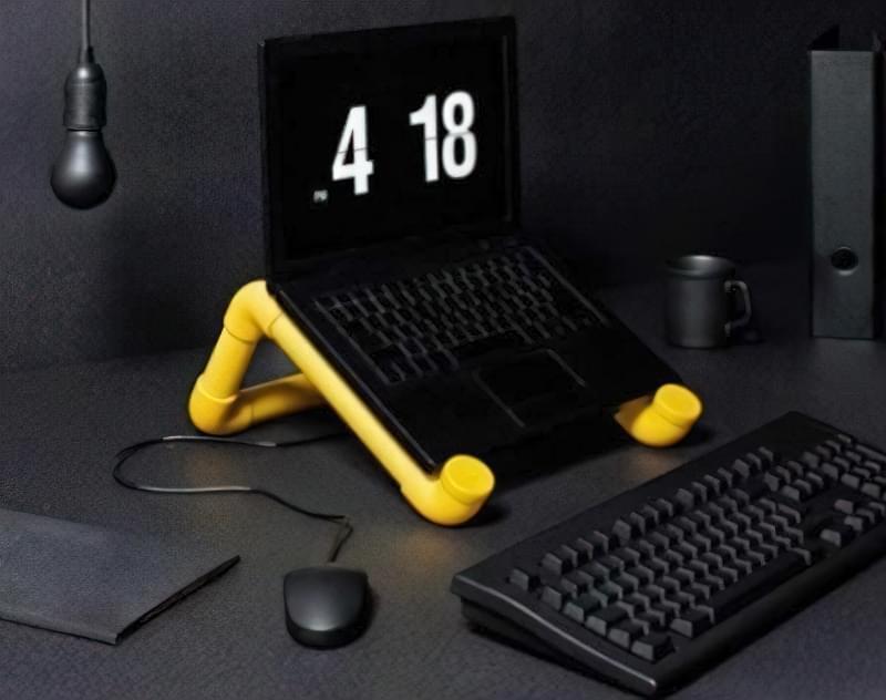 Ідеї для створення підставок і столиків під ноутбук своїми руками 13