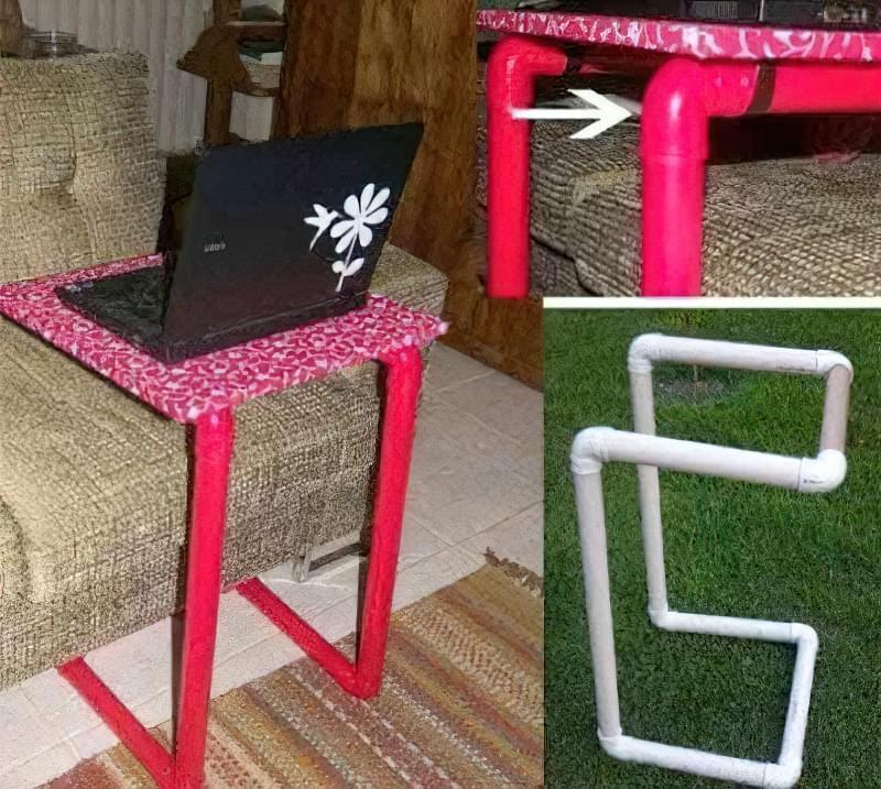 Ідеї для створення підставок і столиків під ноутбук своїми руками 11