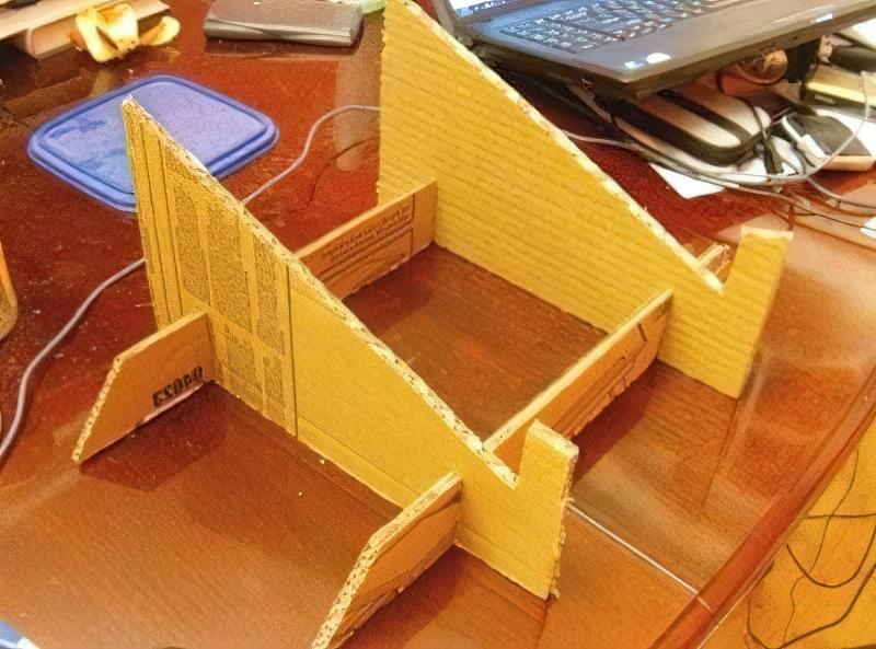 Ідеї для створення підставок і столиків під ноутбук своїми руками 15