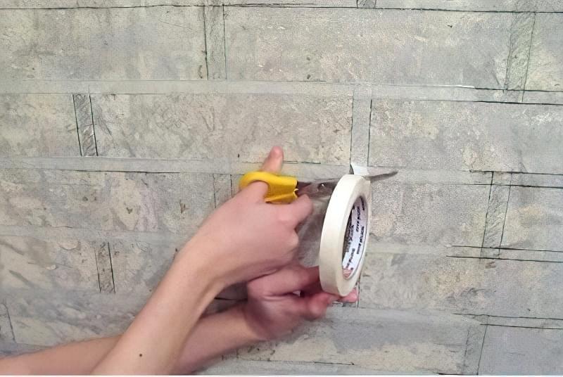 Імітація цегли штукатуркою: обробляємо стіни під цеглу своїми руками 10