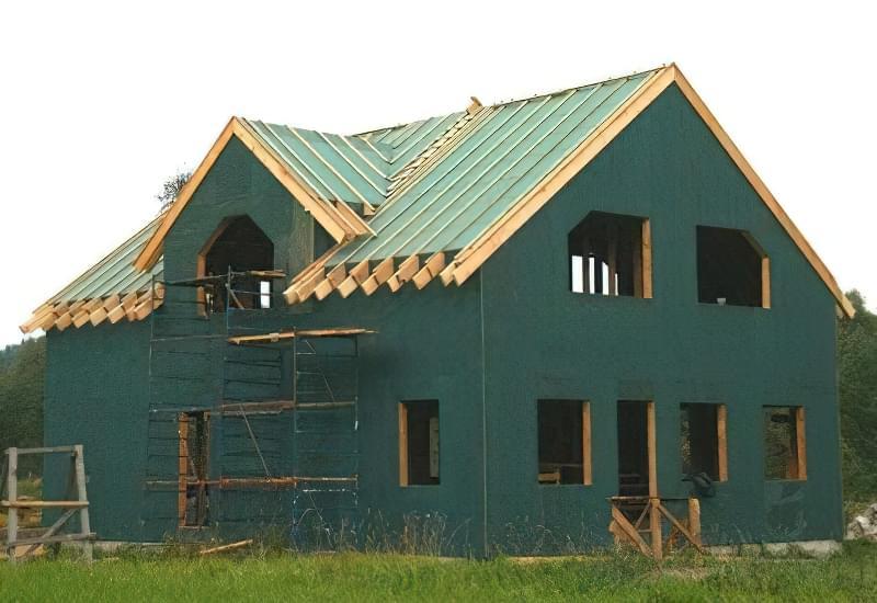 Ізоплат — вітрозахисні та теплозвукоізоляційні плити для обшивки будинку 2
