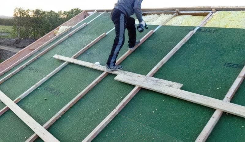 Ізоплат — вітрозахисні та теплозвукоізоляційні плити для обшивки будинку 7