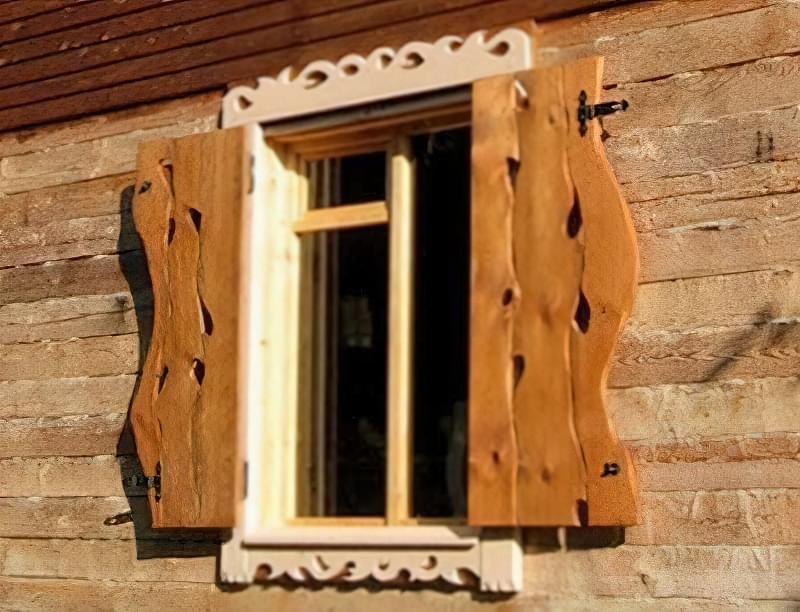 Віконниці: види та виготовлення своїми руками 5