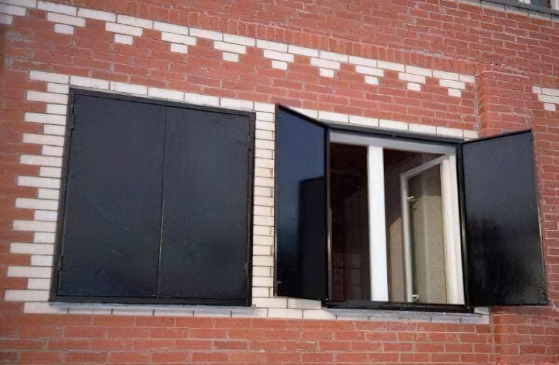 Віконниці: види та виготовлення своїми руками 7
