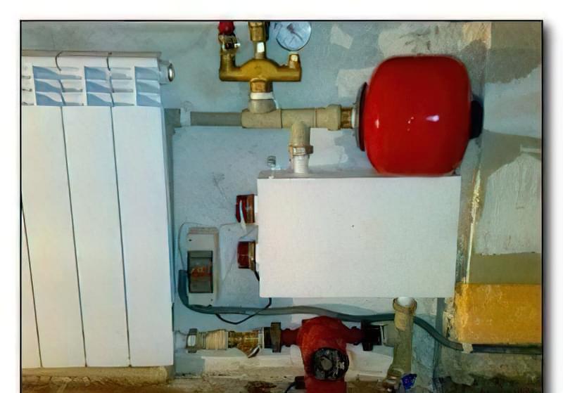 Водяний електрокотел для опалення приватного будинку 57
