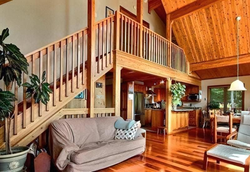 Інтер'єр і планування кухні-вітальні в приватному будинку: популярні дизайнерські рішення 1