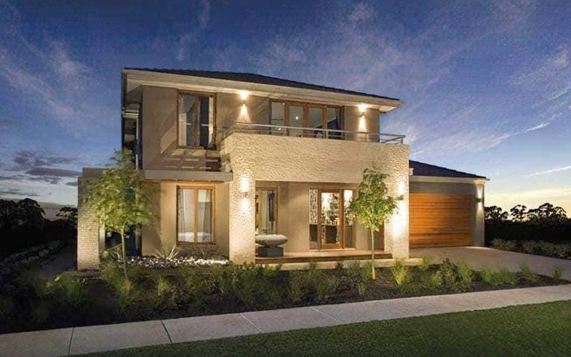 Сучасні фасади будинків 1