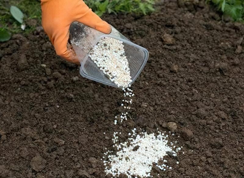 Збагачення ґрунту мінеральними добривами