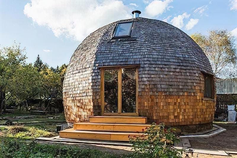 Купольні будинки: приклади та огляд технологій будівництва 5