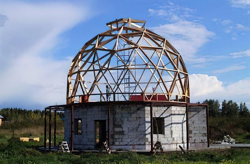 Купольні будинки: приклади та огляд технологій будівництва 15