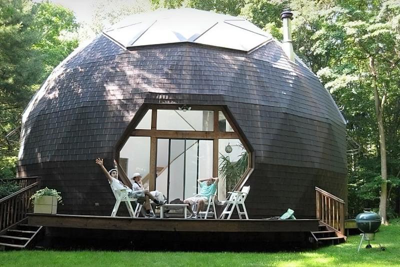 Купольні будинки: приклади та огляд технологій будівництва 16