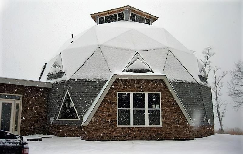Купольні будинки: приклади та огляд технологій будівництва 17