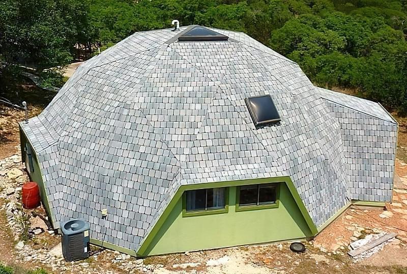 Купольні будинки: приклади та огляд технологій будівництва 3