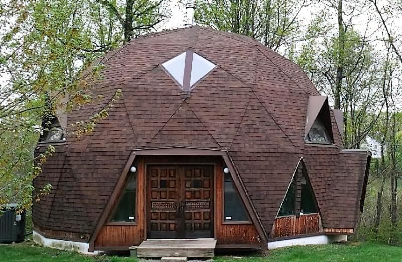 Купольні будинки: приклади та огляд технологій будівництва 4