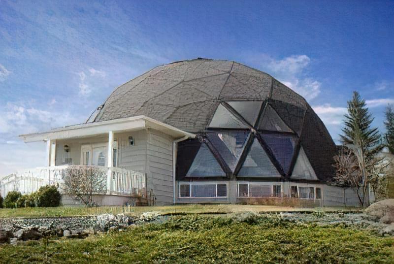 Купольні будинки: приклади та огляд технологій будівництва 37