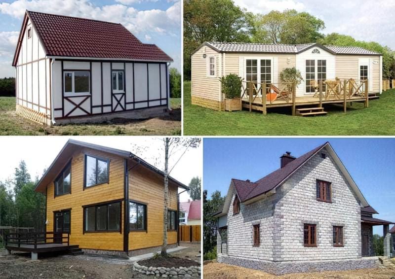 Як побудувати будинок недорого: параметри бюджетного будинку, як, з чого і на чому будувати 1