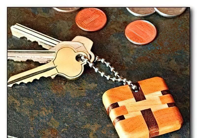 Брелок для ключів своїми руками 50