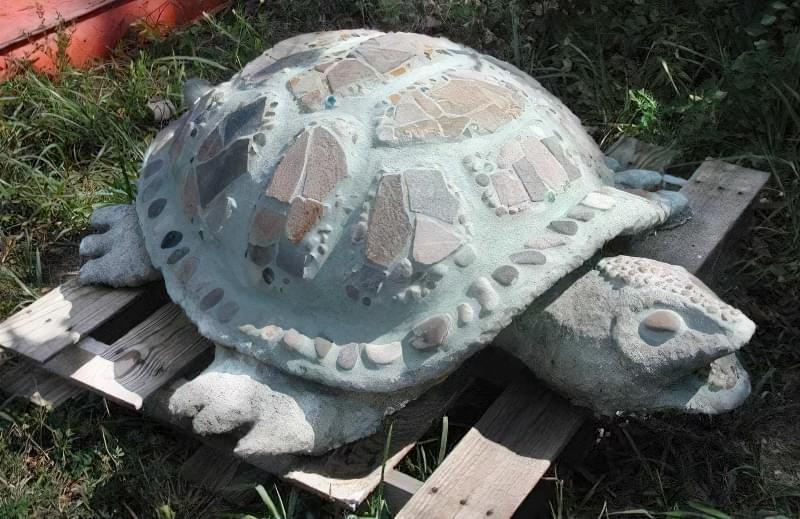 Вироби з цементу для саду: більше 20 ідей, інструкції та майстер-класи 13
