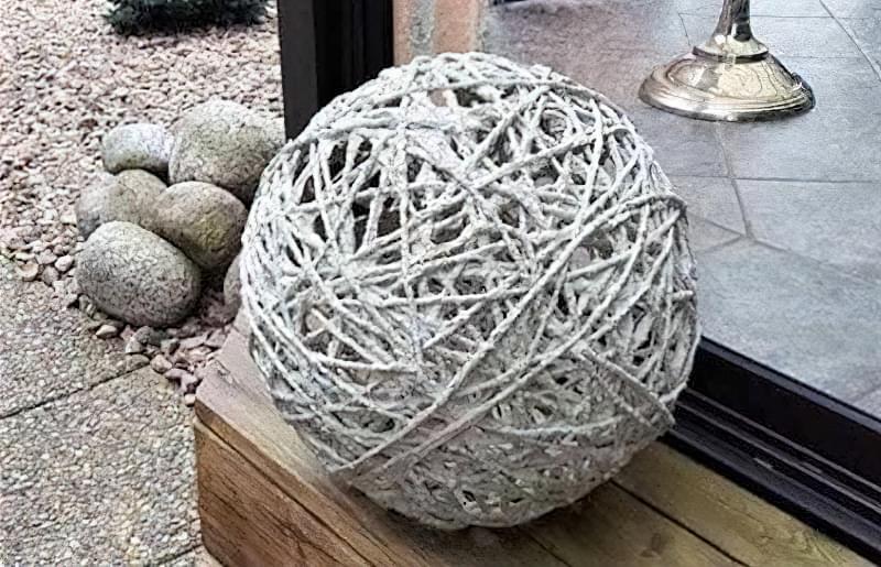 Вироби з цементу для саду: більше 20 ідей, інструкції та майстер-класи 3