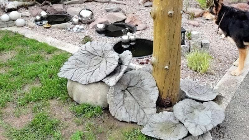 Вироби з цементу для саду: більше 20 ідей, інструкції та майстер-класи 28