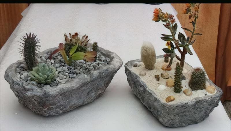 Вироби з цементу для саду: більше 20 ідей, інструкції та майстер-класи 7
