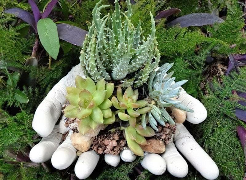 Вироби з цементу для саду: більше 20 ідей, інструкції та майстер-класи 10