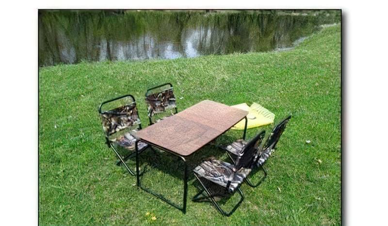 Розкладний стіл для пікніка 9