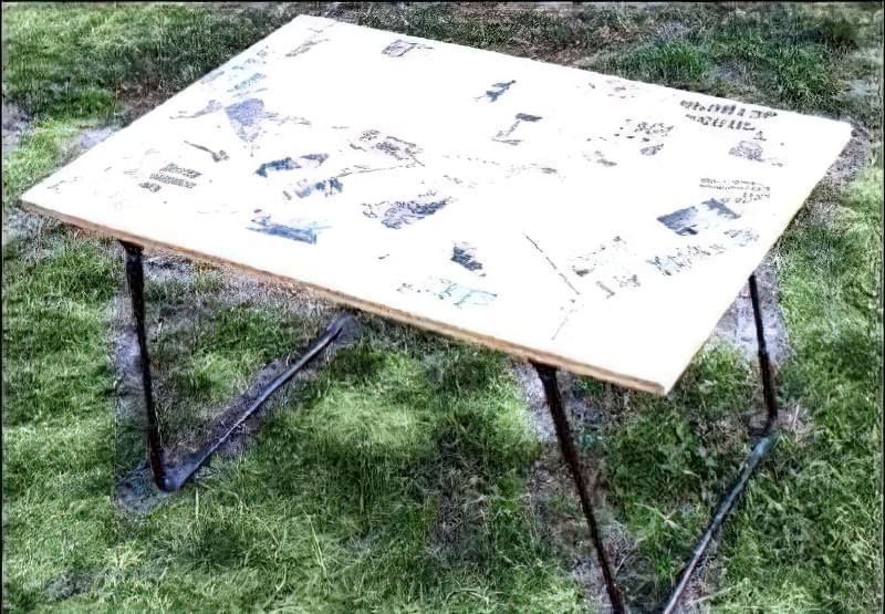 Розкладний стіл для пікніка 1