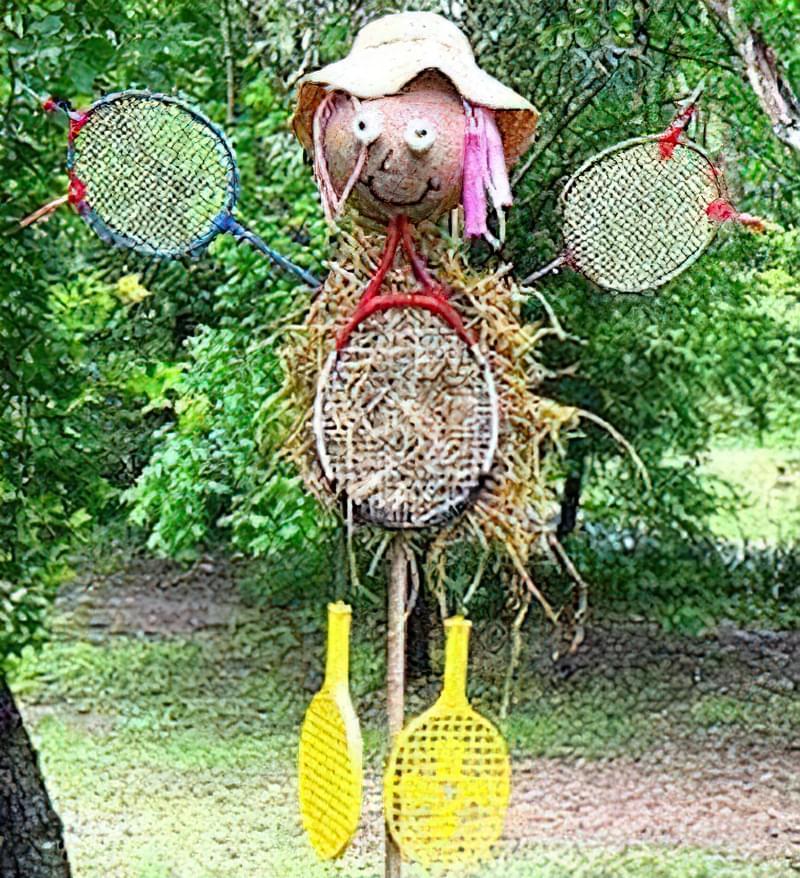 Як вберегти врожай в саду від птахів 5