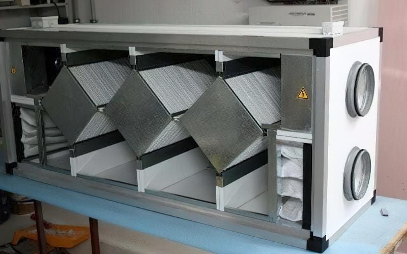 Рекуператори повітря для будинку: типи та варіанти установок 2