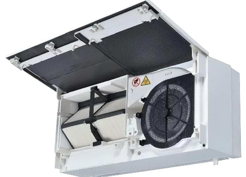 Рекуператори повітря для будинку: типи та варіанти установок 10
