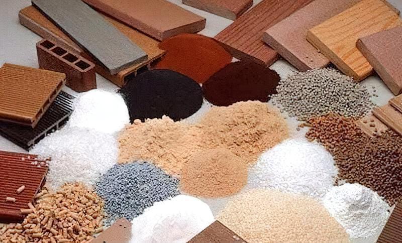 Деревно-полімерний композит (ДПК): характеристики та сфери застосування матеріалу 1