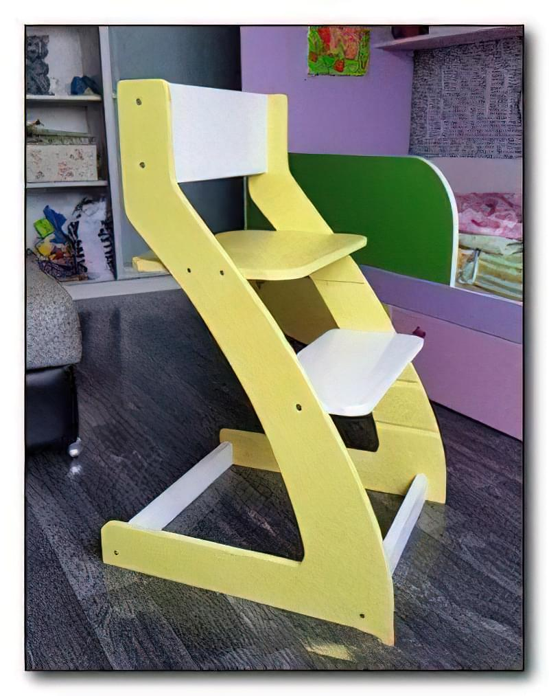 Дитячий стілець своїми руками 1