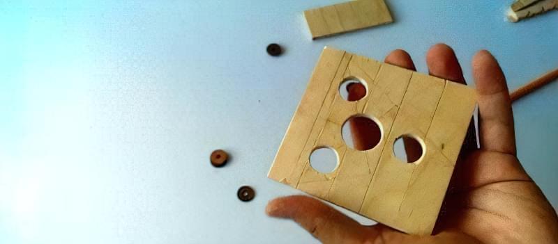 Як зробити спінер своїми руками (2 види конструкцій) 10