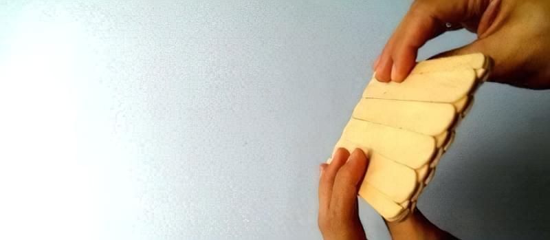 Як зробити спінер своїми руками (2 види конструкцій) 3
