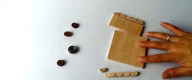 Як зробити спінер своїми руками (2 види конструкцій) 5