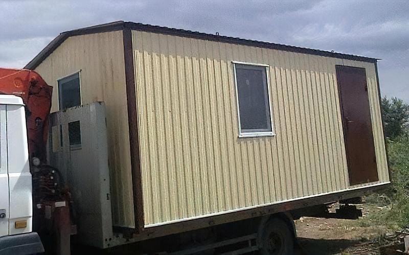 Блок-контейнери в дачному будівництві та побуті 3