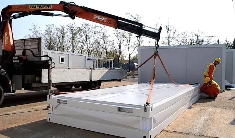 Блок-контейнери в дачному будівництві та побуті 4