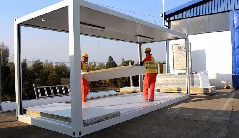 Блок-контейнери в дачному будівництві та побуті 5