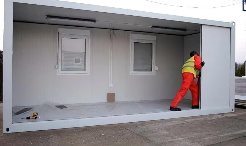 Блок-контейнери в дачному будівництві та побуті 8