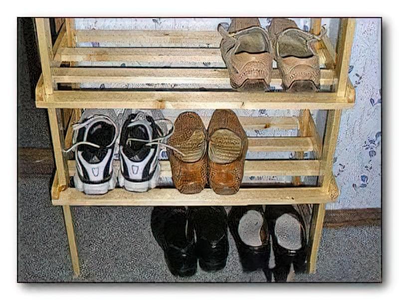 Етажерка для взуття 3