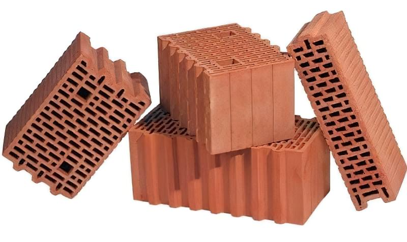 Керамічні блоки: характеристика матеріалу 2