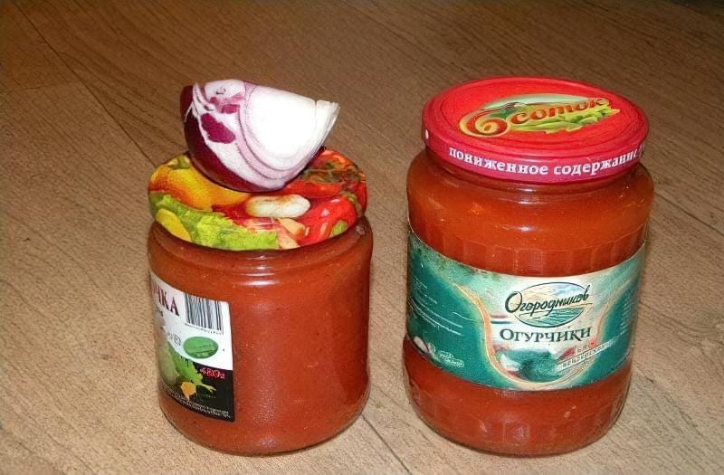 Рецепти домашнього кетчупу 2