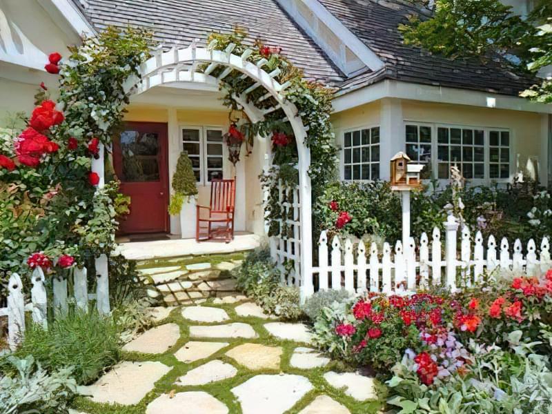 Рослини для квіткових арок 6