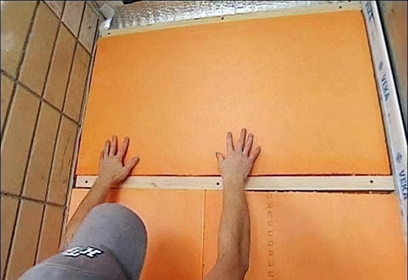 Утеплення підлоги на лоджії своїми руками 1